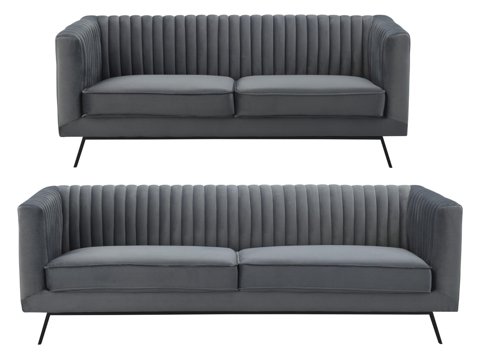 Vandam Sofa and Loveseat Set