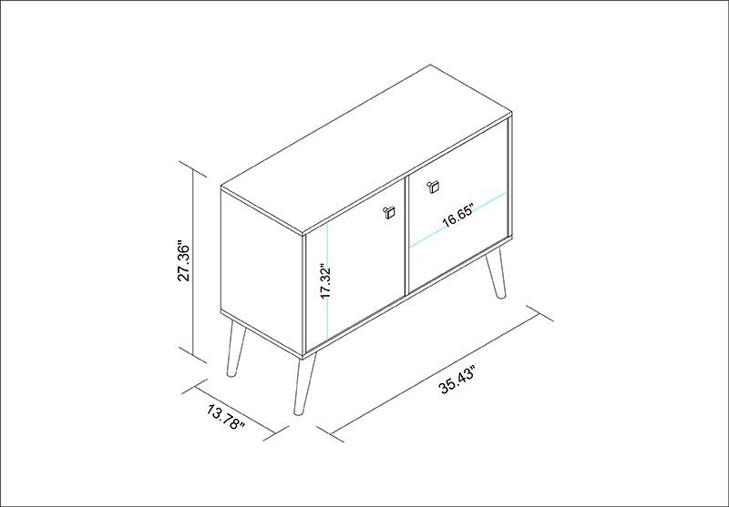 Avesta 3.0 Side Table
