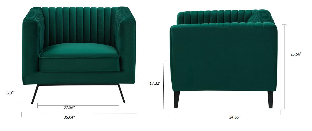 Vandam Armchair - Set of 2