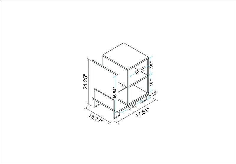 Boden Bookcase 2.0