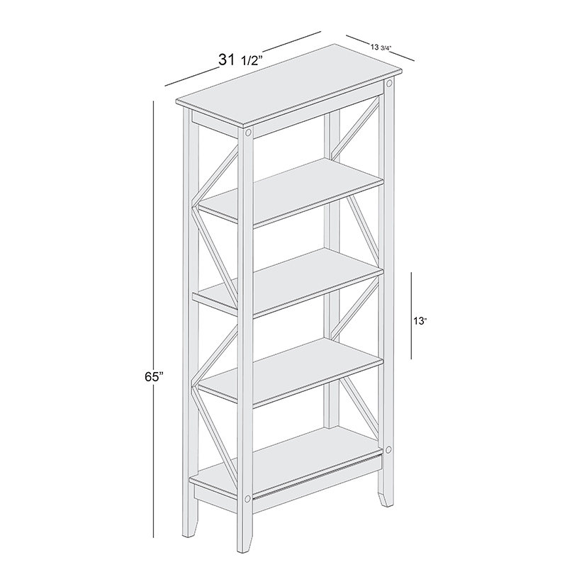 Jay Bookcase 1.0