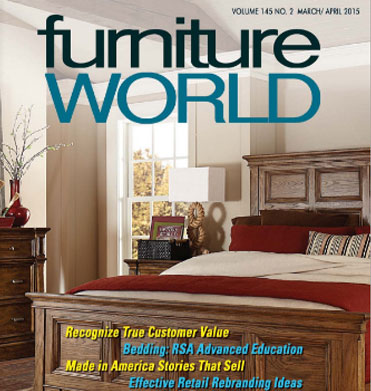 ... Furniture World March 2015 ...